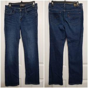 Levi's slight curve classic jeans